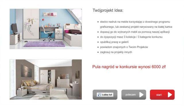 tw243jprojekt konkurs mebli vox aplikacja do projektowania